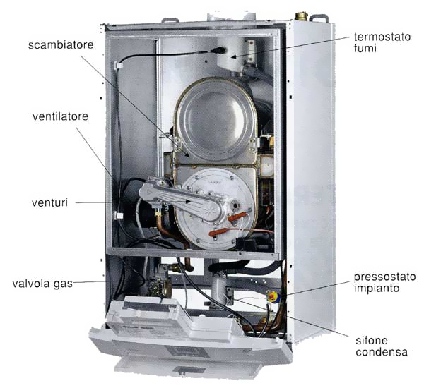 Consiglio per acquisto caldaia condensazionepuffersolare acs e