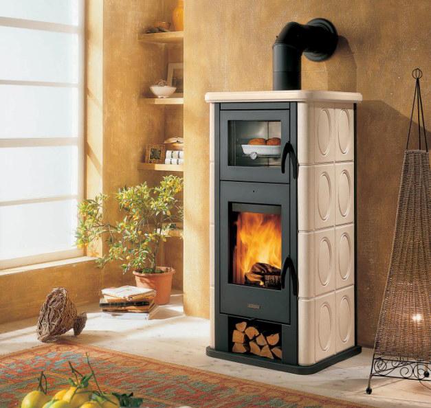 Aerazione forzata stufe caminetto - Stufe a legna per riscaldamento ...